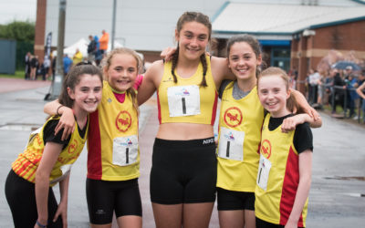Juniors Finish Impressive 3rd in YDL