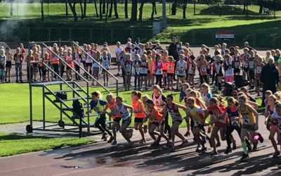 North West Road Relays – Juniors