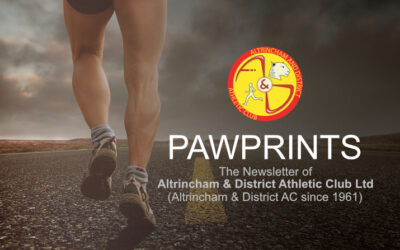 Pawprints – August 2019