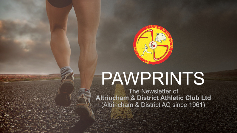 Pawprints – May 2018